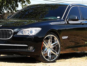 2015 BMW 750Li >> Kraze Wheels